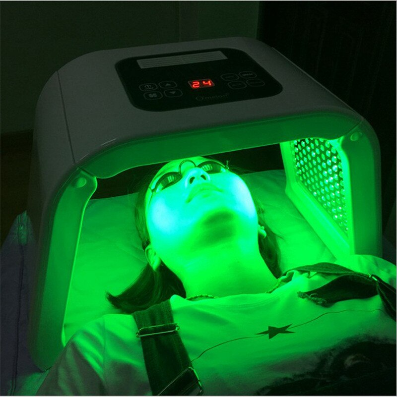 Fototerapia dinámica en el acné