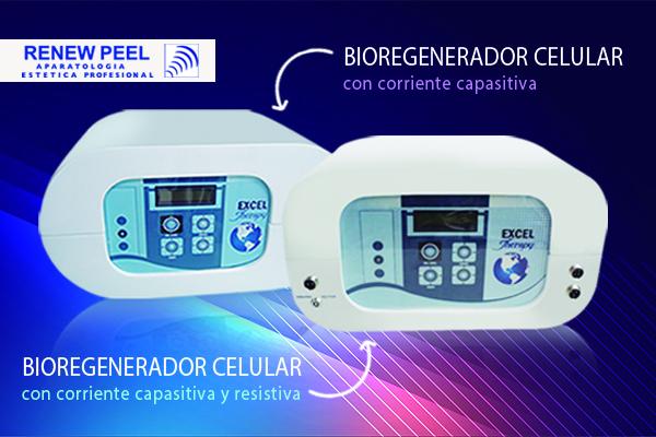 Bioregenerador Celular con Corriente Capacitiva y Bioregenerador Celular con Corriente Capacitiva y  Resistiva