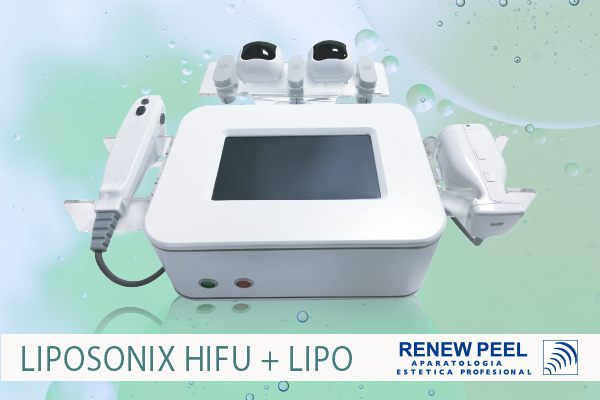 Liposonix Hifu + Lipo By Renew Pell