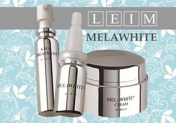 Melawhite VIALS Whitening treatment