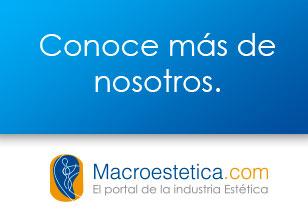 Macroestética, el portal de la industria estética.