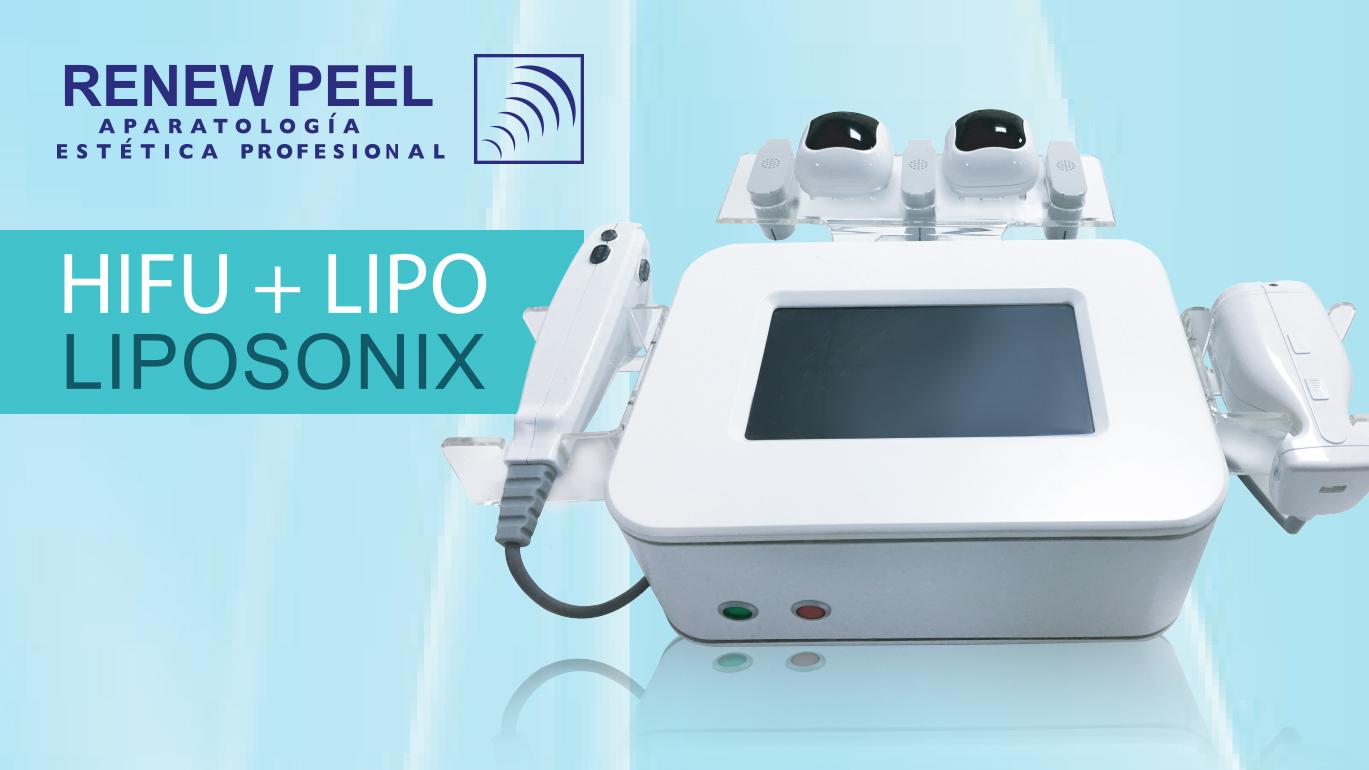 LIPOSONIX  HIFU + LIPO