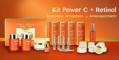 Kit Power C + Retinol