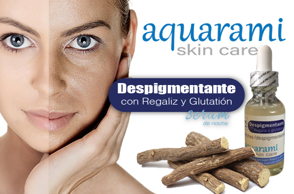 Aquarami Skin Care Despigmentante by Grupo Omniflex