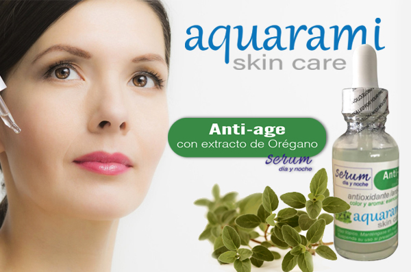 Aquarami Skin Care Anti Age by Grupo Omniflex