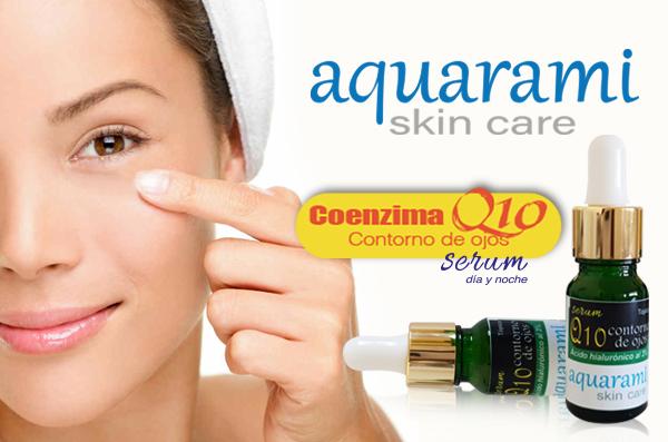 Aquarami Skin Care Coenzima Q10 by Grupo Omniflex
