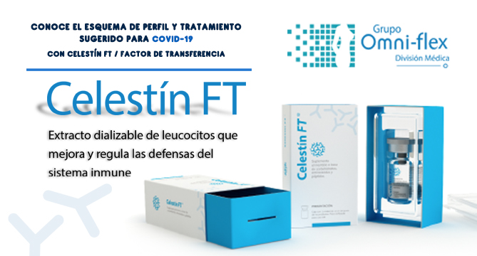 Factor de Transferencia Celestín FT  by Omniflex