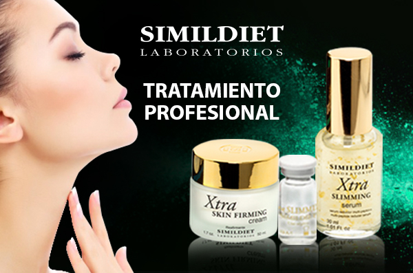 Tratamiento Profesional con Xtra Slimming y Xtra Skin Firming / Simildiet