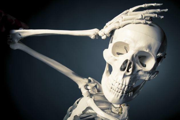 La falta de vitamina D promueve el envejecimiento prematuro de los huesos