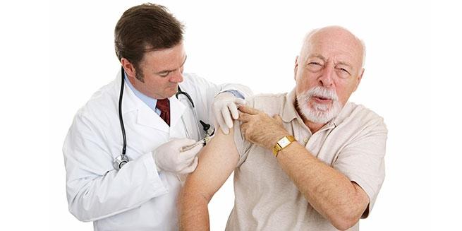 El futuro de las vacunas pasa por prevenir afecciones de la vejez