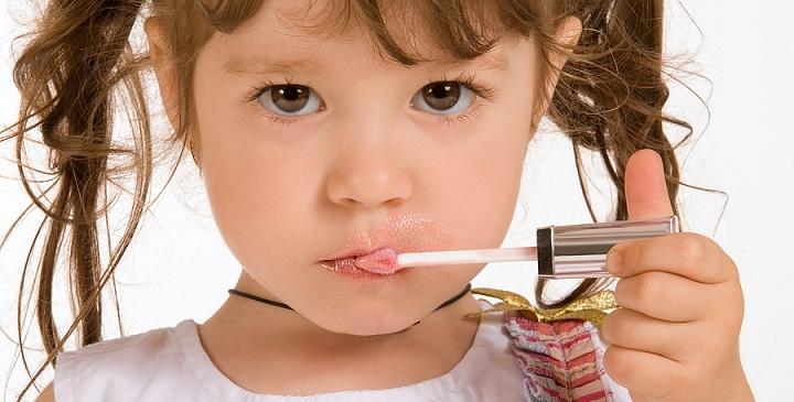 Aumenta el gasto en maquillaje y productos cosméticos en niñas de entre 8 y 12 años