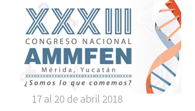 XXXIII Congreso Nacional AMMFEN