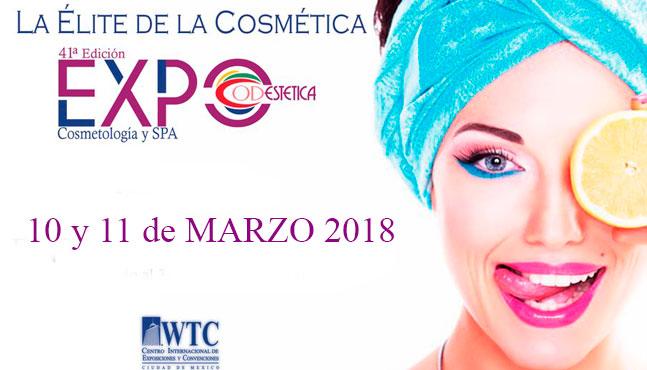 41° Expo Codestetica, Cosmetología y Spa