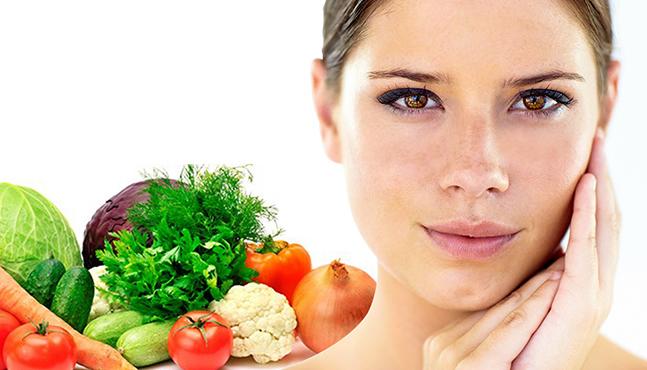¿El melasma puede tratarse con una sana alimentación?